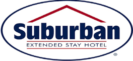 Logo Suburban Extended Stay Lodging