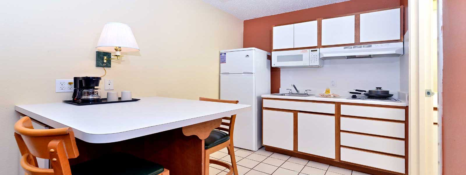 Kitchen Motels in Albuquerque Budget Discount 3 Star Rating